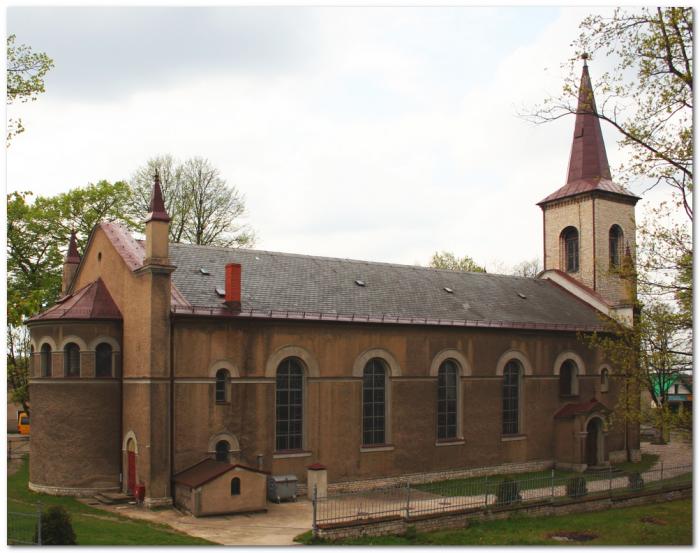kościół żygliński