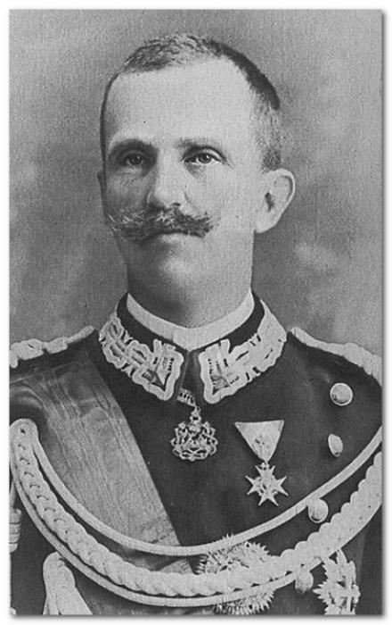 król Viktor Emanuel III