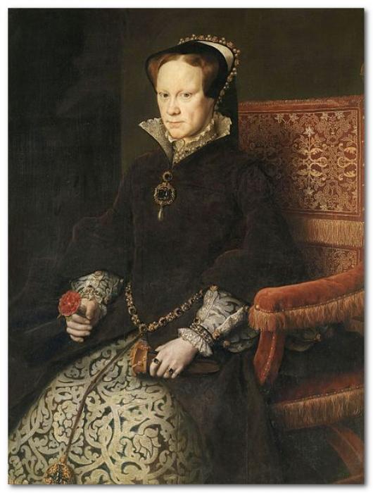 królowa Maria