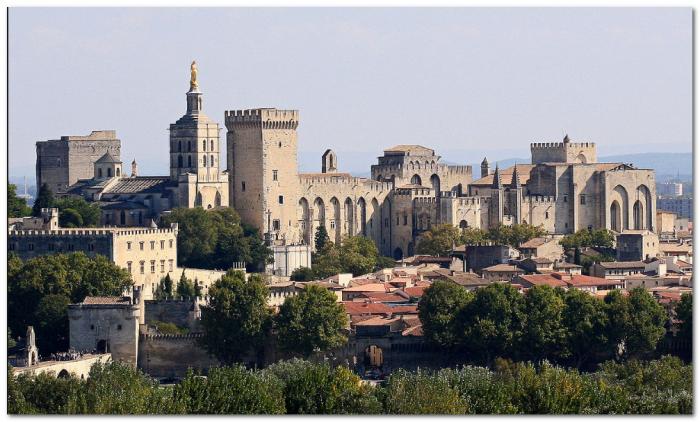 pałac papieski