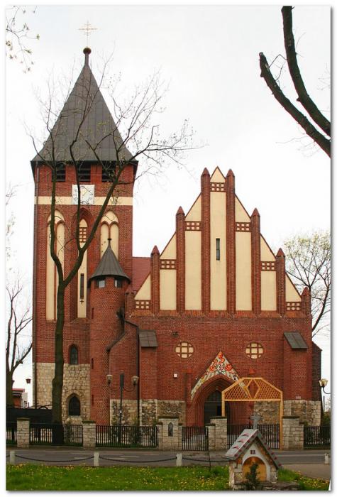 Parafialny kościół