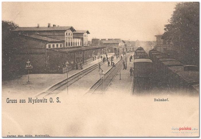 Stacja Mysłowice