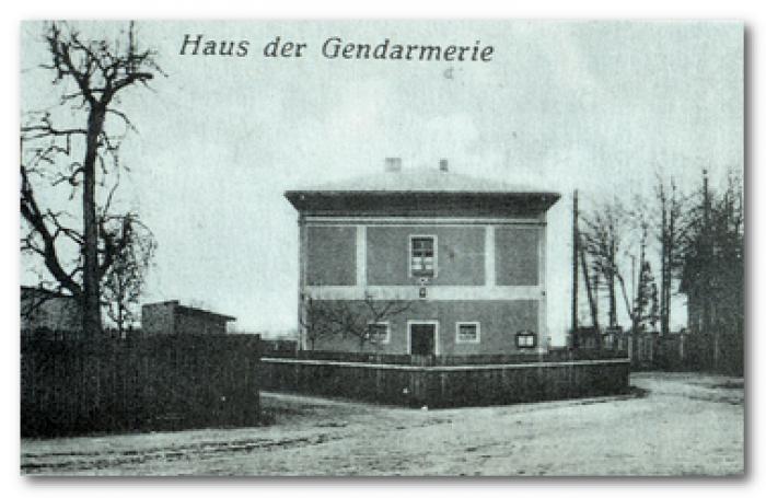 budynek żandarmerii